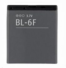 New Original BL-6F Battery For NOKIA N78 N79 6788 6788I N95(8G) BL6F BL 6F High Quality Mobile Phone Bateria Accumulators