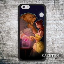 Belle And The Beast Romantic Night Case For iPhone 7 6 6s Plus 5 5s SE 5c and For iPod 5 High Quality Lovely Cover