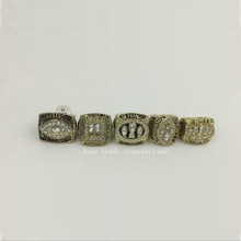 Replica Replica Super Bowl 5 Years 1981/1984/1988/1989/1994 San Francisco 49ers Championship Ring Set Size 11(China)