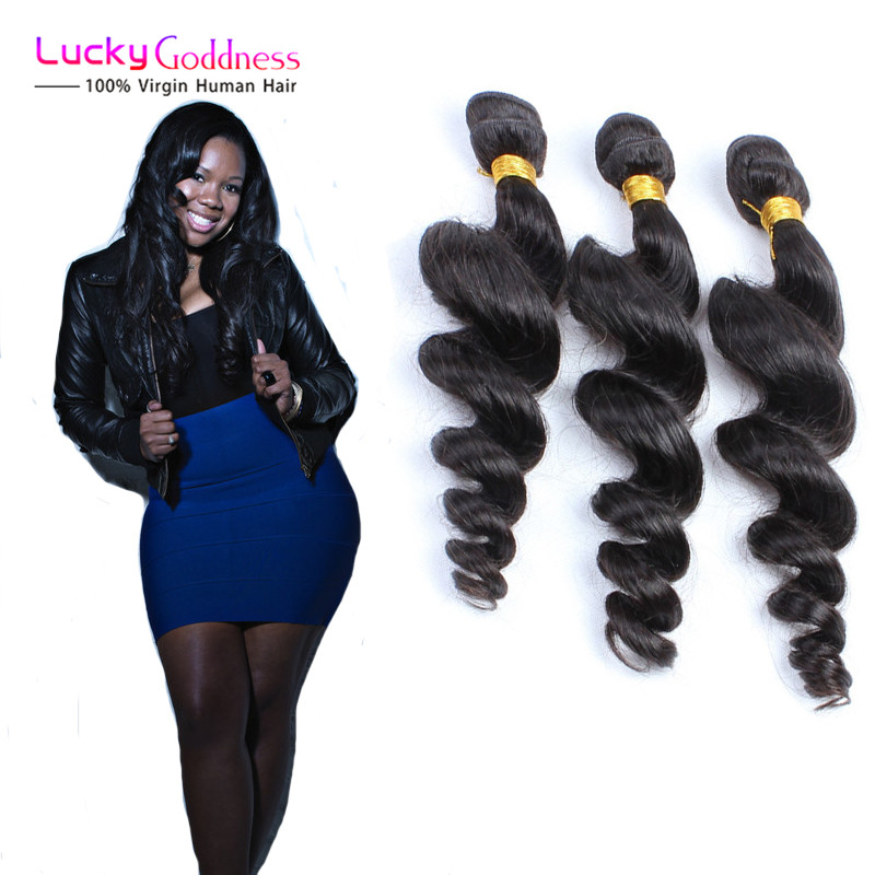 Best choose Peruvian loose wave Cheap 3 bundles 100g free shipping virgin hair unprocessed virgin loose wave hair Tangle free<br><br>Aliexpress