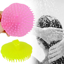 Hair Scalp Massage Comb Brush Washing Cleaning Tools Accessories