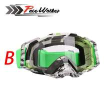 FREE SHIPPING  Motocross ATV Dirt Bike Off Road Racing Goggles Motorcycle glasses Ski Surfing Airsoft Paintball