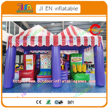 free shipping 4 in 1 inflatable game for sale