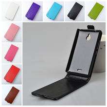 Case For Nokia RM-1013 / X2DS Cover Full Protect Skin Vertical Magnetic Phone Bag For Nokia X2 rm-1013 cover