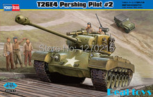 Hobby Boss 82427, T26E4 Super Pershing Pilot #2 Tank, Panzer, Bausatz 1/35(China)