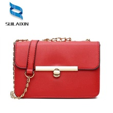 Women Jelly Bag Ladies Messener Bags Beach Small Red Mini Transparent Chain Cross body Bags Female Shoulder Bag Bolas Mujer(China)