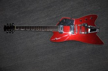 Gretsch Guitars G6199 Billy-Bo Jupiter Thunderbird Electric Guitar changes with bigsby bridges color can custom(China)
