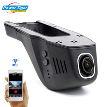 Universal Car DVR DVRS Registrator Wifi Auto Camera Recorder Dash Cam Black Box Camcorder FHD 1080P Novatek 96658+SONY IMX322(China)