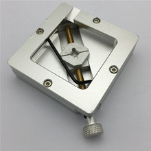 Top quality universal 80x80mm BGA reballing station reball jig stencil holder HT-80 bga reballing station