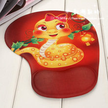 New Anti-Slip PC Cute Cartoon Anime Minions Silicon Mouse Pad Mat Mice Pad for Optical mat animal mouse pad(China)