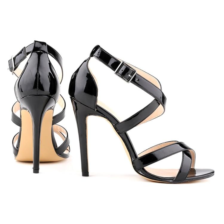 women fine High-heeled dew toe Sexy high heels<br><br>Aliexpress