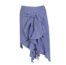 Buy 2017 New Fashion Skirts Women Clothes Sexy Summer Skirt Boho Asymmetric Womens Short Mini Skirt Striped Female Casaul Clothing for $5.86 in AliExpress store
