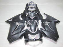 100% new fairing kit for Kawasaki Ninja fairings 250r 2008 2009- 2014 injection molding EX250 08-14 all matte black ZX250 NZ19
