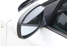 2pc Car Back Mirror Eyebrow Rain Cover For KIA Rio K2 K3 K5 K4 KX5 Cerato Soul Forte Sportage R SORENTO OPTIMA Car Sticker(China)