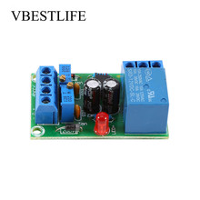 12V Battery Automatic Charging Controller Module Protection Board Relay Board Module Anti-Transposition Smart Charger Hot Sale(China)