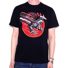 Men Fashion JUDAS PRIEST T SHIRT - SCREAMING FOR VENGEANCE 100% OFFICIAL  NWOBHM METAL TEE Summer Style T shirt 8322ae3af