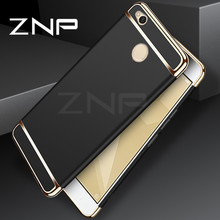 Buy ZNP Luxury Plating Anti-Knock Protective Case Xiaomi Redmi 5 5 Plus 5A Hard Phone Cover Xiaomi Redmi Note 5A 4X 5 Case for $2.39 in AliExpress store