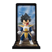 Dragon Ball Z Tamashii Nations Buddies Vegeta Figure 015 Collectible Mascot Toys 100% Original