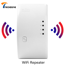 Pixlink Wireless WiFi Repeater Router High Speed Up to 300Mbps WiFi Signal Range Extender WiFi Amplifier Strengthen WiFi Booster