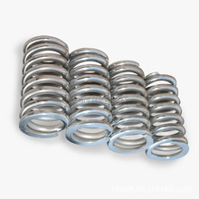 China Factory Heavy Duty Stainless Steel Compression Springs,2.5 x 20 x 110mm
