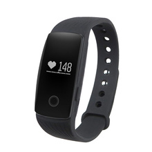 New V05C Smartband Bluetooth 4.0 IP65 Sedentary Reminder Sleep Monitor Pedometer with USB Rechargeable for Android 4.4 iOS 9.0(China)