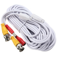 NEW 10m Security Video BNC DC Extension Lead Power Cable for AHD CVI CCTV Surveillance Camera DVR System  DC Power Cable