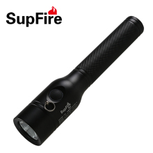 Supfire D6 160M Underwater Professional Explosion-proof Strong Diving LED Light Flashlight Grade ExibII BT4 by 18650 Battery