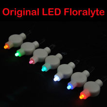 10 Pieces/Lot Battery Powered Small Hanging LED Floral Light For Wedding Party Outdoor Decoration