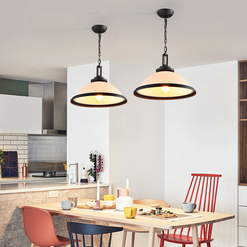 HMVPL Swag Pendant Lights with Plug in Cord and OnOff