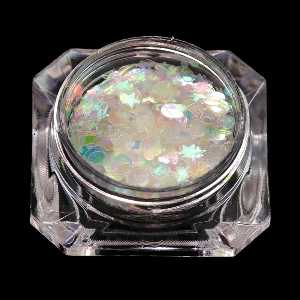 AB Nail Glitter Flakes8