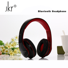 Buy JKR Hifi Casque Audio Head Auriculares Cordless Wireless Blutooth Headphones Bluetooth Earphone Phone Big Headset Mic for $17.71 in AliExpress store