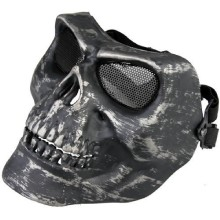 Hotsale hot Military Protect Mask R1000 Skull Airsoft Paintball BB Gun Full Safety Face(China)