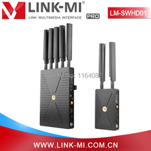 LINK-MI Pro LM-SWHD01 5.8GHz WHDI Wireless HDMI & SDI Video Sender Transmitter Receiver