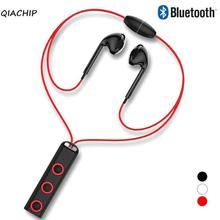 Buy QIACHIP Mini Metal Sports Bluetooth Headphone SweatProof Earphone Magnetic Earpiece Stereo Wireless Headset Mobile Phone for $8.65 in AliExpress store