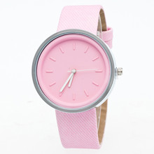 Relogio PU Leather Strap Cheap Watch Women Fashion Pointer Quartz Wrist Watches Mens Clock Ladies Vogue Watch Reloj Mujer #YL