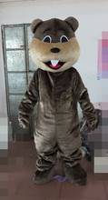 Mascot Nutria Beaver Mascot Costume Cheap Price Custom Castor Beaver Sino Castor Jungle River Animal Mascot Costumes(China)