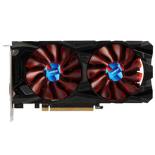 Yeston AMD Radeon RX550 4GB GDDR5 PCI Express 3.0 DirectX12 video gaming graphics card external graphics card for laptops(China)