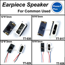 4 models 1206 1506 For Most Brand Compatible Common Used Earpiece Speaker Earphone Hearing Receiver Repair Part(China)