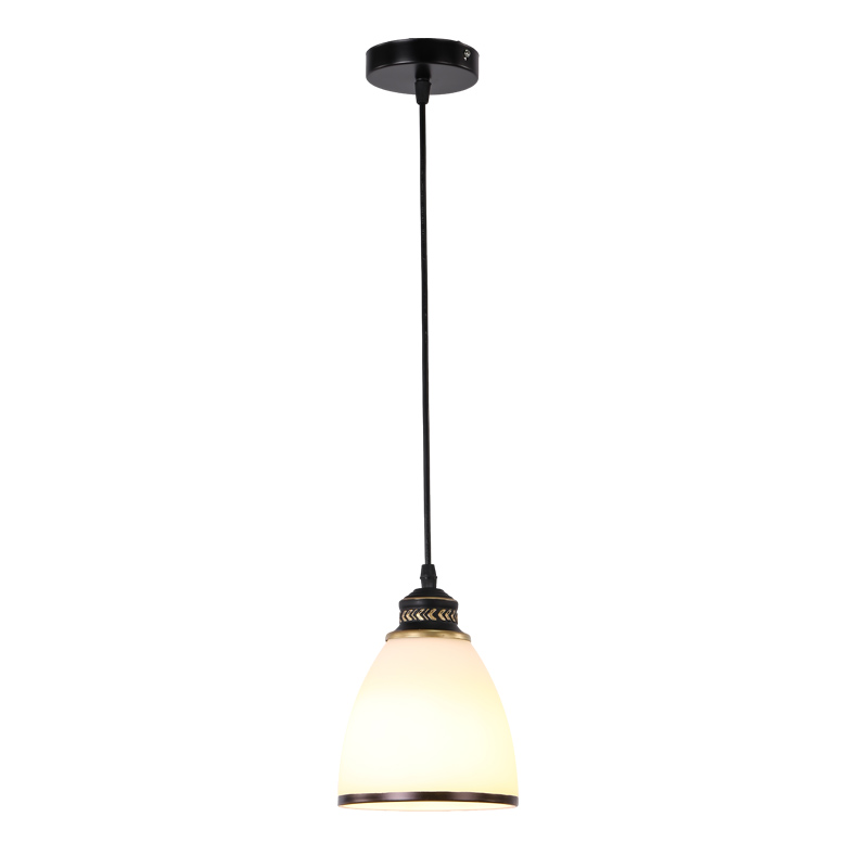 Modern Glass Pendant Light Vintage Loft Style Lamp Fixtures Hanglamp E27 220v 110v for Dining Room Bar Kitchen Restaurant<br>