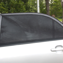 Adjustable Auto Car-covers Side Window Sun Shade Mesh Solar Protection Car Cover Visor Shield Sunshade UV Protection Size XL