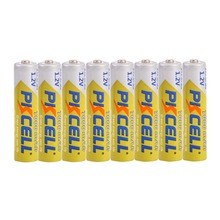 PKCELL 10pcs Original Ni-MH Battery 1000mAh 1.2V AAA Rechargeable Battery Portable For Camera Flashlight MP3 MP4(China)