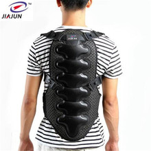 JIAJUN Professional Ski Snowboard Back Support Motorcycle Back Protector Shoulder Support Motocross Back Protection(China)