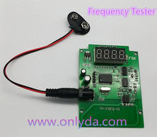 New Released  cheapest  Frequency tester use for test the frequency of remote key car key