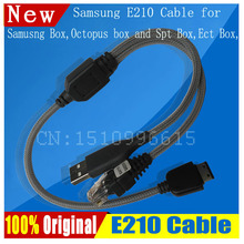 E210 CABLE for octopus box octoplus box spt box sam box Flash,unlock,imei,repair tool cable ,High quality cable,(China)