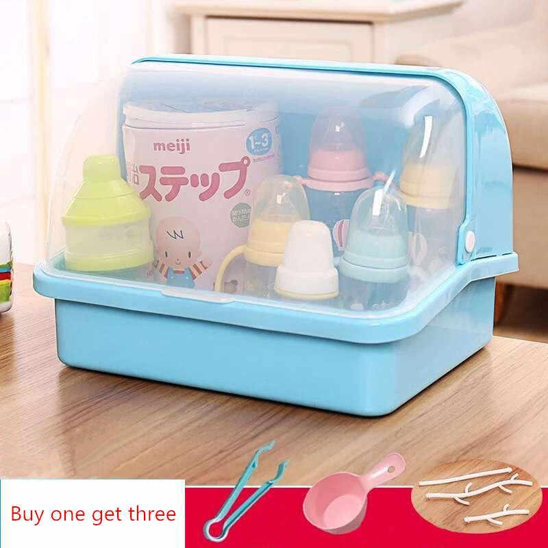 Drying Station for Baby Bottles Drainer Bottle Holder for Feeding Drying Cup Rack for Babies Bottle Drying Rack