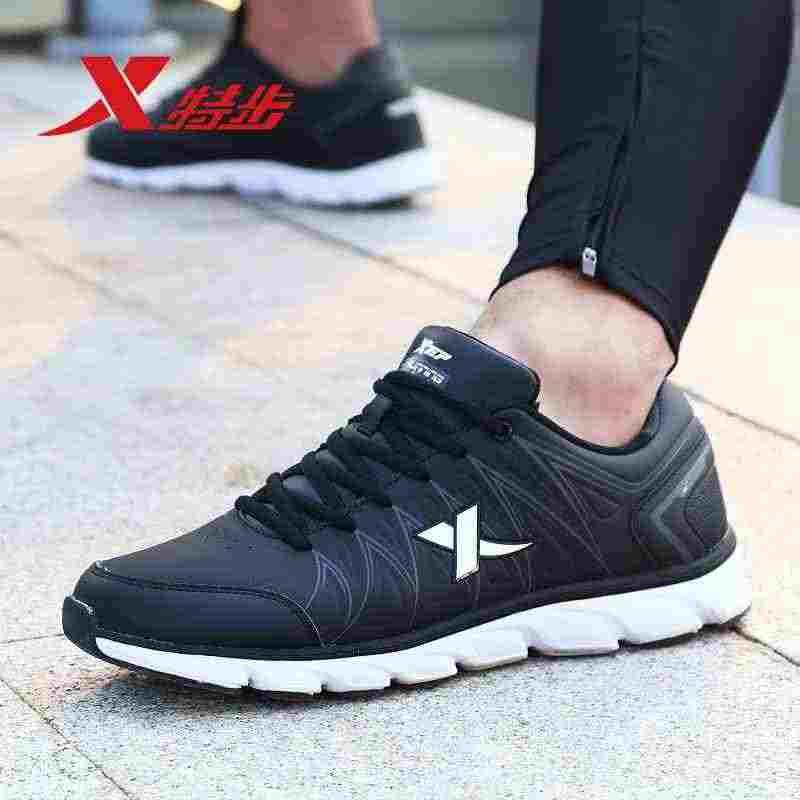 e3e57ba10c6d 983419119503 XTEP дышащие кроссовки для мужчин свет вес сетки кроссовки  спортивная обувь мужчин s Спортивные Кроссовки Обувь