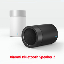 2016 Original xiaomi speaker version 2 cannon TYMPHANY speaker battery xiaomi bluetooth speaker 2ND PC + ABS material BT 4.1