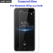 "Buy Homtom HT37 Tempered Glass 9H 2.5D Premium Screen Protector Film Homtom HT37 5.0"" for $1.36 in AliExpress store"