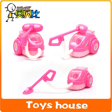Mini vacuum cleaner toy classic toys pretend play toys home application furniture toy pink 2014 free shipping new hot sale(China)