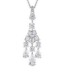 2017 New Italy Quailty Brand Rotate Fashion Jewelry High Quality Sexy Long Necklaces Pendants Lovely Crystal Bijou Femme Collier